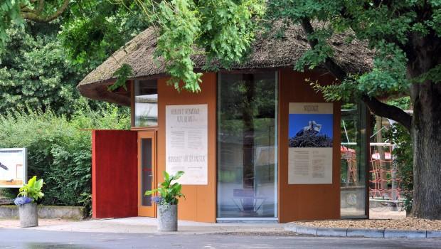 Artenschutz-Pavillon im Zoo Rostock