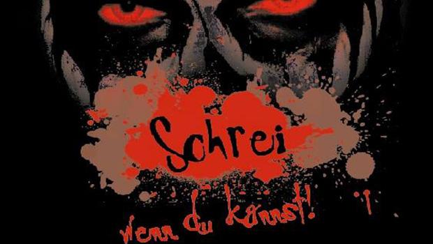 Filmpark Babelsberg Horrornächte - Schrei wenn du kannst - Plakat