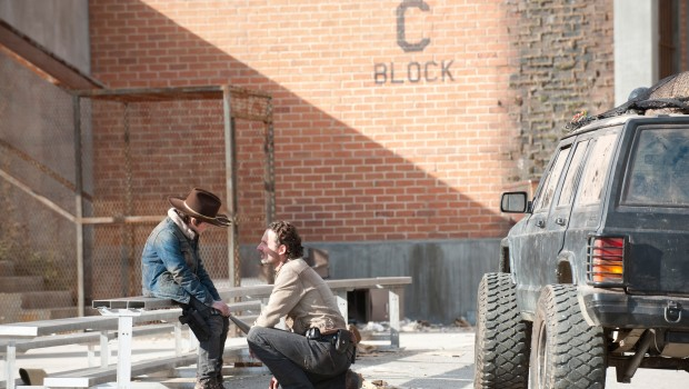 Block AMC The Walking Dead