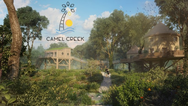 Camel Creek Baumhaus