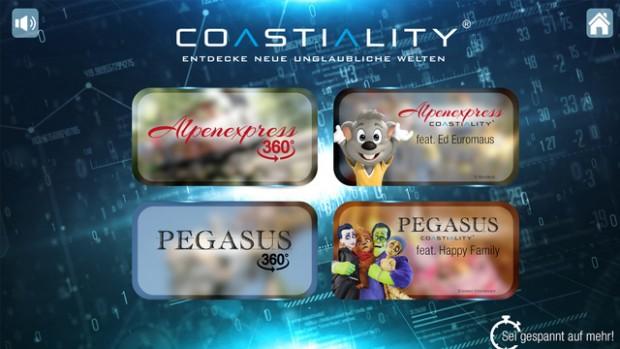 Coastiality-App Screenshot