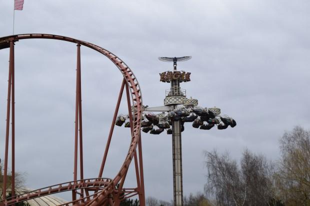 HUSS Condor in Slagharen