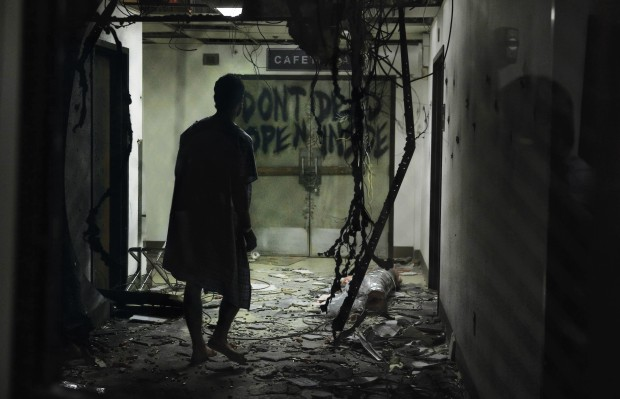 Krankenhaus AMC The Walking Dead