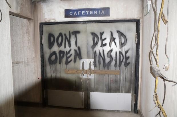 Krankenhaus The Walking Dead Breakout