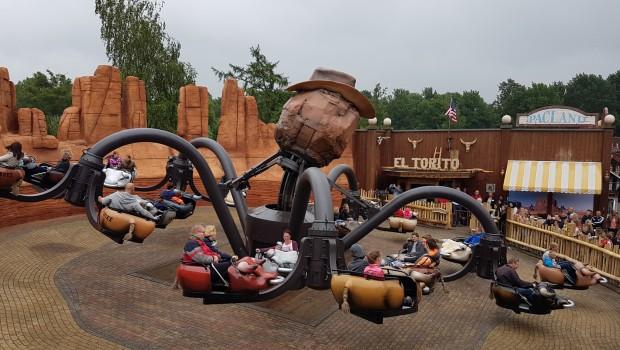 El Torito im Freizeitpark Slagharen