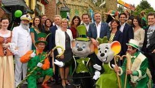 Europa-Park Irland Eröffnungsfeier