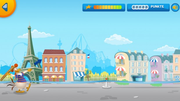 "Europa-Park JUNIOR CLUB-App ""Spielkiste"" Screenshot"