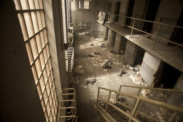 Fenster AMC The Walking Dead