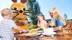 Ravensburger Spieleland Feriendorf öffnet 2019 erstmals auch in Pfingstferien