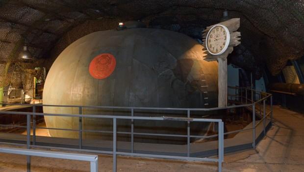 Filmpark Babelsberg - Dock 8 - U-Boot