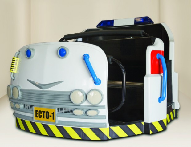 Ghostbusters Motiongate Waggon Ecto-Pod
