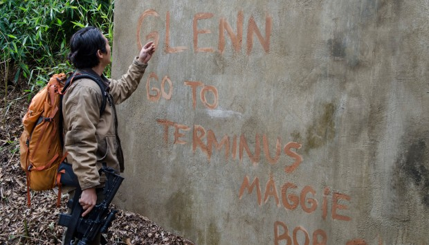 Glenn Schild AMC The Walking Dead