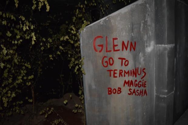 Glenn Schild The Walking Dead Breakout