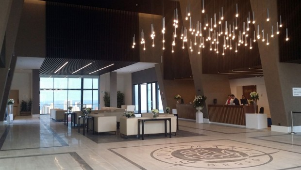 Grand Luxor Hotel Lobby