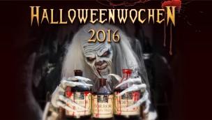 Hallowen-Wochen 2016 im Grusellabyrinth NRW - Ankündigung
