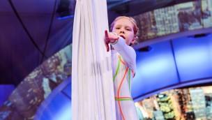 "Josefine Rickmers aus der Europa-Park-Talent-Academy tritt bei ""Superkids – Die größten kleinen Talente der Welt"" an"