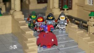LEGO NEXO Knights Figuren
