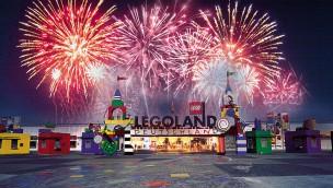 LEGOLAND Deutschland Feuerwerk