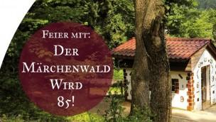 Märchenhaftes Jubiläum: Märchenwald Altenberg lädt zur Feier seines 85. Geburtstags