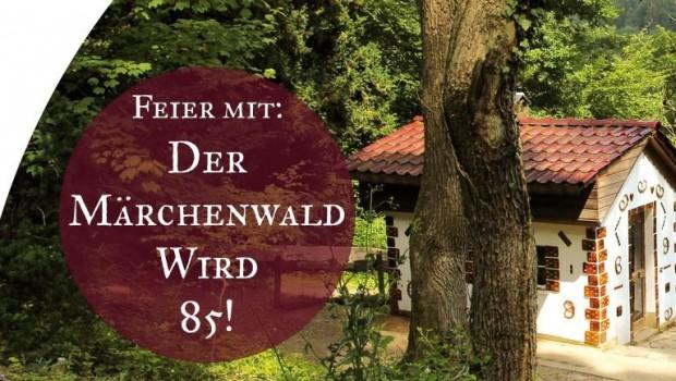 Märchenwald Altenberg Jubiläum 2016