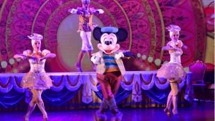 Micky und der Zauberer Show - Disneyland Paris - Premiere