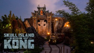 "King Kong erobert Orlando: ""Skull Island: Reign of Kong"" im Universal Orlando Resort eröffnet"