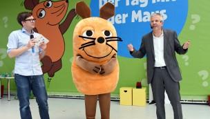 """""""Tag der mit der Maus"""" 2016 im Ravensburger Spieleland: Das war das Event mit Ralph Caspers!"""