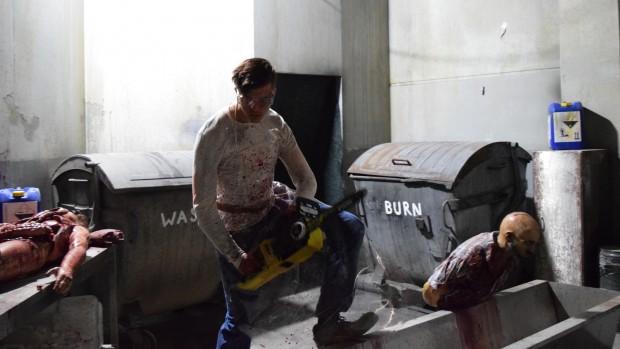 Terminus Schlachthaus The Walking Dead Breakout