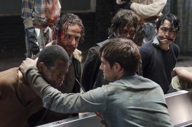 Terminus Schlachthaus AMC The Walking Dead