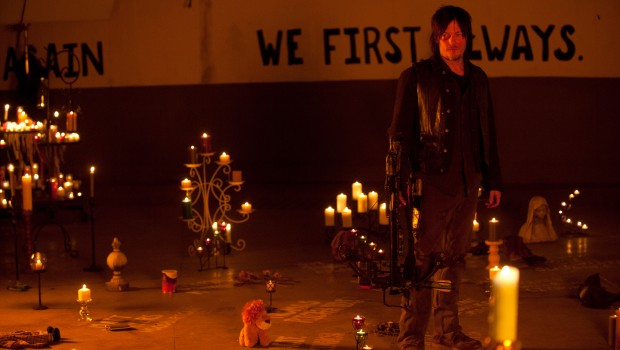 Terminus Wände AMC The Walking Dead