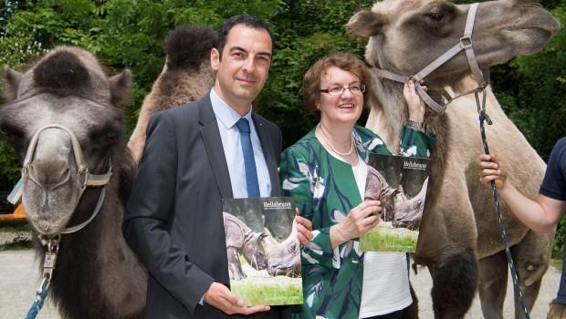 Tierpark Hellabrunn Geschäftsbericht 2015