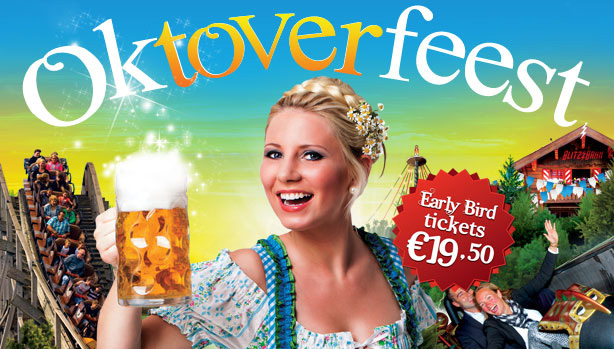 Toverland Oktoverfeest 2016 - Early Bird