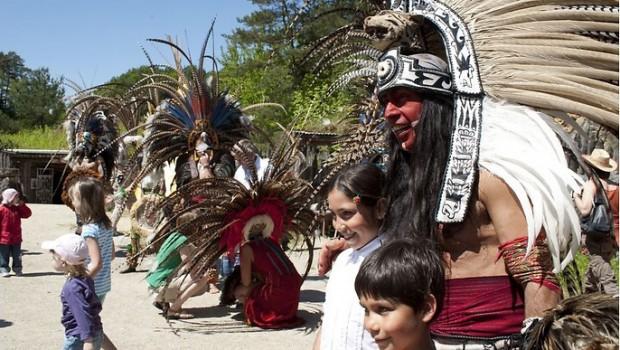Fränkisches Wunderland Azteken
