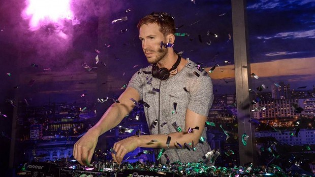 Calvin Harris - Madame Tussauds Berlin