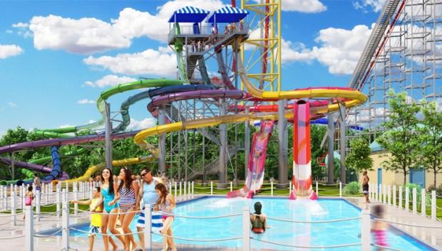 Nicht nur der Name ändert sich, im Cedar Point Shores erwarten die Besucher auch viele neue Erlebnisse. (Foto: Cedar Point)