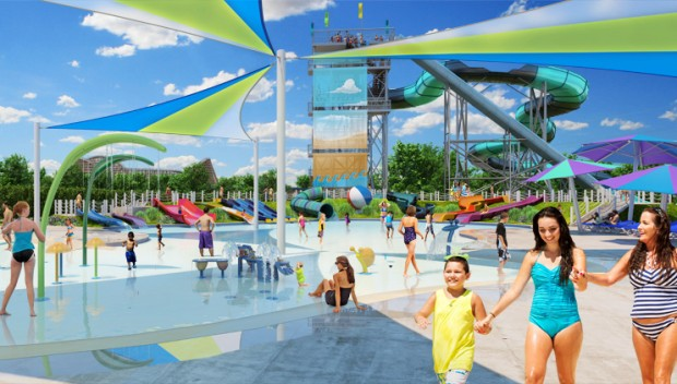 Cedar Point Shores Splashzone