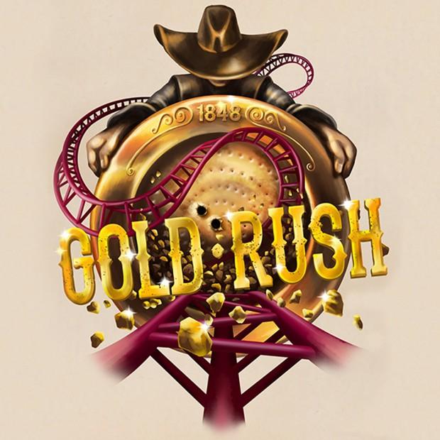 Logo von Gold Rush in Slagharen
