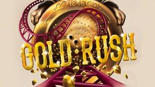 Logo von Gold Rush in Slagharen - Ausschnitt