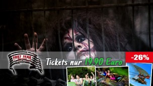 Günstige FORT FUN-Tickets 2016/06