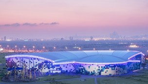 IMG Worlds of Adventure: Größter Indoor-Freizeitpark der Welt eröffnet in Dubai