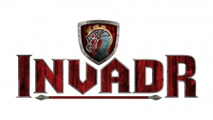 """Logo für """"InvadR"""" in Busch Gardens Williamsburg"""
