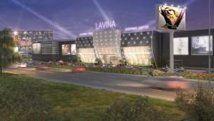"""Indoor-Freizeitpark """"Galaxy"""" entsteht im großen neuen LAVINA-Einkaufszentrum in der Ukraine"""
