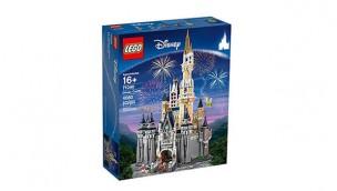 Disney-Schloss zum Selberbauen aus LEGO: 4.000 Teile starker Bausatz jetzt erhältlich