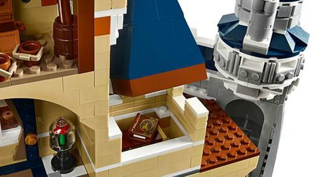 LEGO Disney Schloss Details