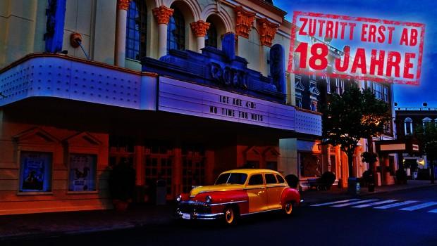 Movie Pakr Halloween - 4D-Kino ab 18 Jahre