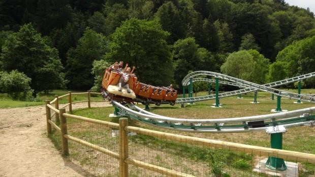 Parc Fenestre Achterbahn