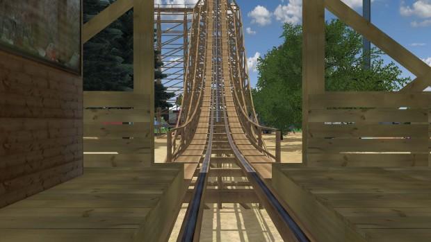 Rollercoaster Dreams Lifthill