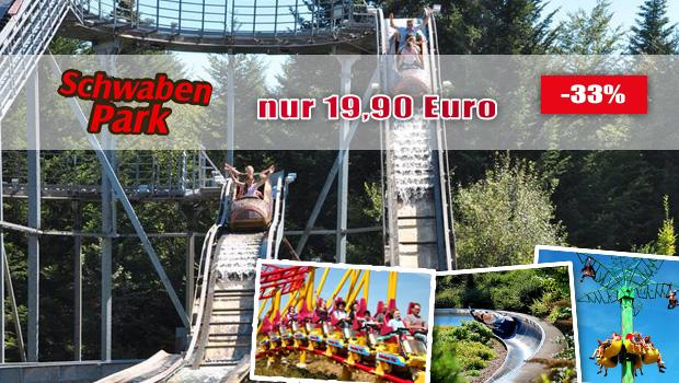 Schwaben-Park Tickets günstiger 2016