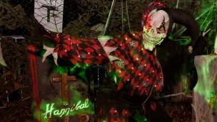 """Skyline Park zu Halloween 2016 mit """"Zirkus Transylvania"""" für Horror-Fans"""