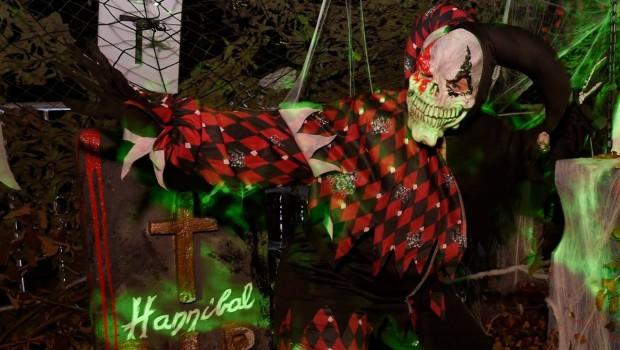 Skyline Park Horror-Halloween Hannibal